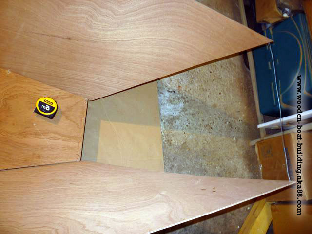 boat by sewing - stitch and glue : DIY Small wooden boat free plans ...