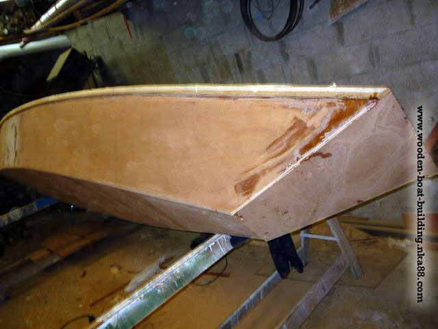 Simple Plywood Boat Plans